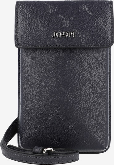 JOOP! Protection pour Smartphone 'Stampa Pippa' en bleu marine, Vue avec produit
