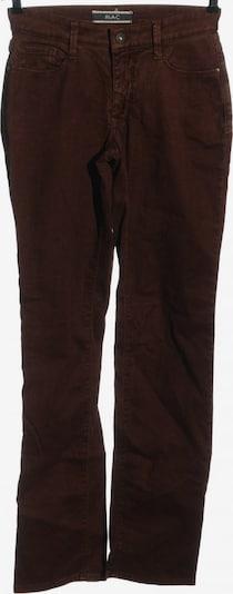 MAC Stoffhose in S in braun, Produktansicht