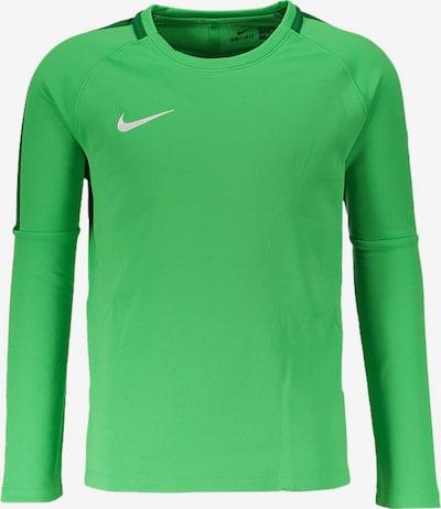 NIKE Sweatshirt in grün / hellgrün, Produktansicht