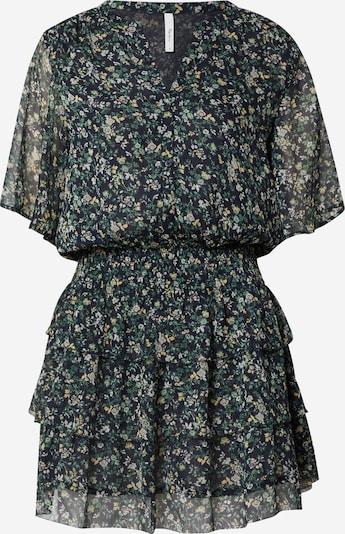 Pepe Jeans Kleid 'AMELIA' in creme / nachtblau / hellgelb / grasgrün / pastellpink, Produktansicht