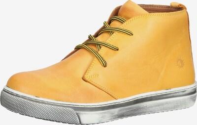 COSMOS COMFORT Zapatillas deportivas altas en amarillo, Vista del producto