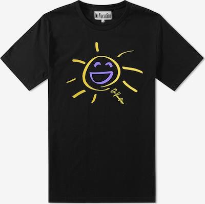 On Vacation Shirt in de kleur Zwart, Productweergave