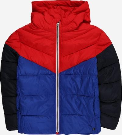 GAP Přechodná bunda 'V-PERFECT' - námořnická modř / červená / černá, Produkt