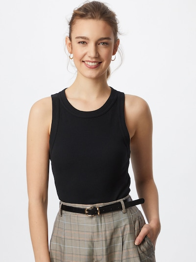 Banana Republic Top - čierna, Model/-ka