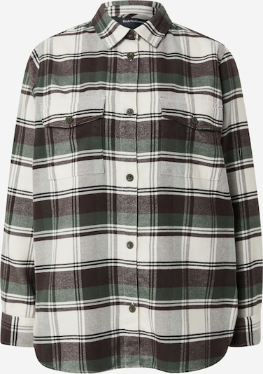 PEAK PERFORMANCE Blouse 'Kelly' in Light grey / Green / Black, Item view