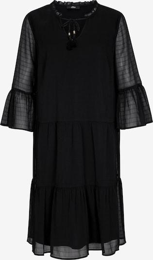 s.Oliver BLACK LABEL Kleid in schwarz, Produktansicht