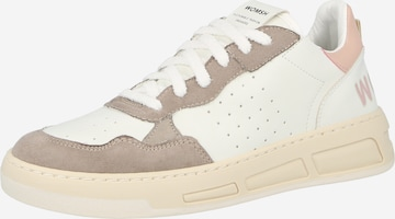 WOMSH Platform trainers in White