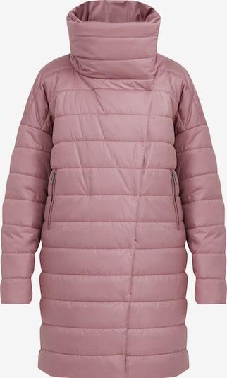 Finn Flare Steppmantel in grau / pink, Produktansicht