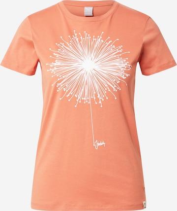 Iriedaily Särk 'Blowball', värv oranž