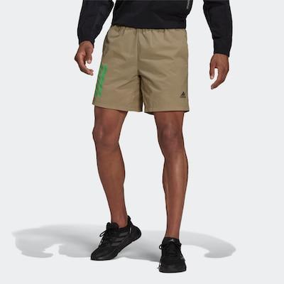 ADIDAS PERFORMANCE Športové nohavice - olivová / kiwi / čierna, Model/-ka
