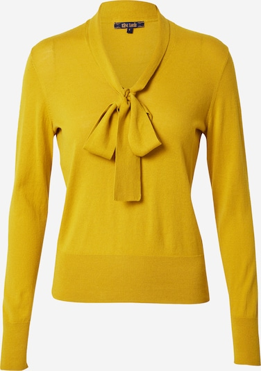 Tricou 'Ellen' King Louie pe galben curry, Vizualizare produs