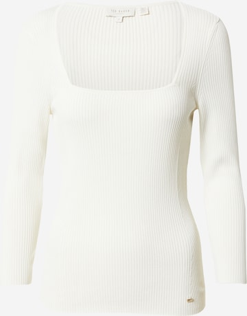 Ted Baker Pullover 'Hhonor' in Beige