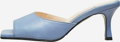 SELECTED FEMME Muiltjes in de kleur Hemelsblauw, Productweergave