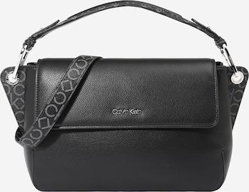 Calvin Klein Skulderveske 'ACCENT' i svart