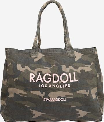 "Ragdoll LA ""Чанта тип """"Shopper"""""" в пъстро"