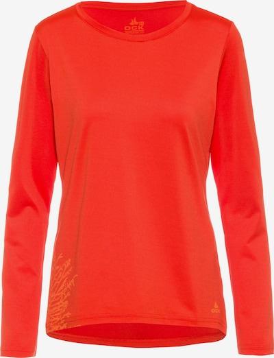 OCK Shirt in rot, Produktansicht