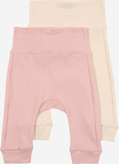 ABOUT YOU Hosen 'Selma' in creme / rosa, Produktansicht