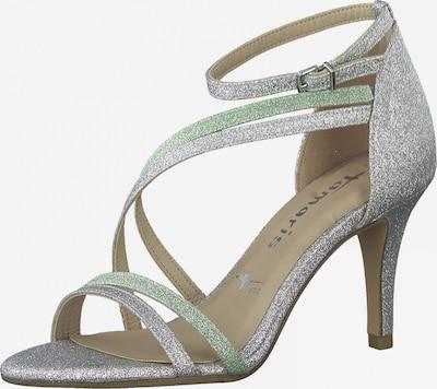 TAMARIS Sandal i silver, Produktvy