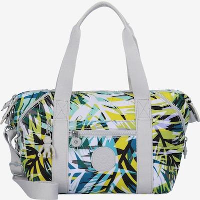 KIPLING Handtasche in blau / gelb / mint / schwarz / weiß, Produktansicht