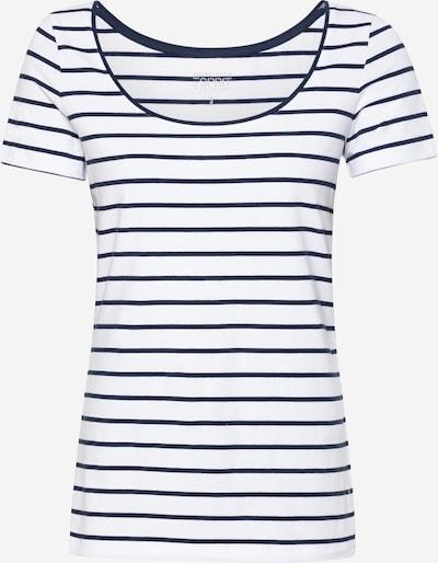 ESPRIT Shirt 'Dancer' in schwarz / weiß, Produktansicht