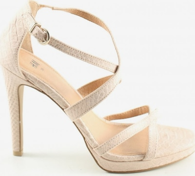 H&M Sandals & High-Heeled Sandals in 39 in Cream, Item view