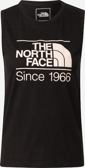 THE NORTH FACE Funktionsshirt in pastellpink / schwarz, Produktansicht