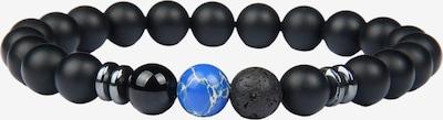 GOOD.designs Armband in de kleur Royal blue/koningsblauw / Zwart, Productweergave