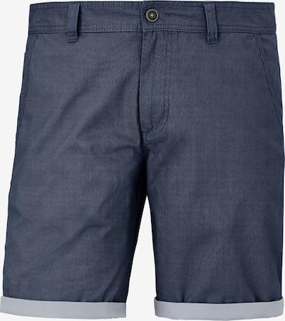 REDPOINT Shorts in navy / weiß, Produktansicht