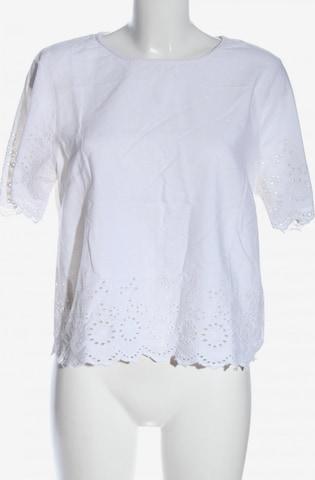 Miss Selfridge Top & Shirt in XL in White