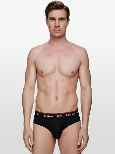 Reebok Sport Sous-vêtements de sport 'WIGGINS' en noir: Vue de face