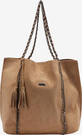 IZIA Torba shopper w kolorze piaskowym, Podgląd produktu