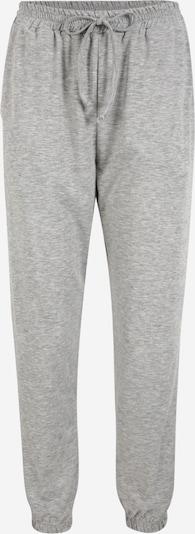 Missguided (Petite) Kalhoty - šedý melír, Produkt