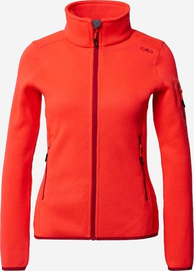 Funkcinis flisinis džemperis iš CMP , spalva - oranžinė-raudona, Prekių apžvalga