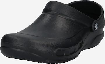Crocs Pantolette 'Bistro' in Schwarz