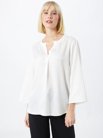 DRYKORN Bluse 'Florenia' i hvit
