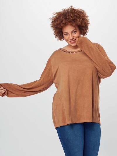 Z-One Majica 'Juana'   kamela barva: Frontalni pogled