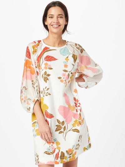 Marella Kleid 'VICOLO' in mischfarben / weiß, Modelansicht