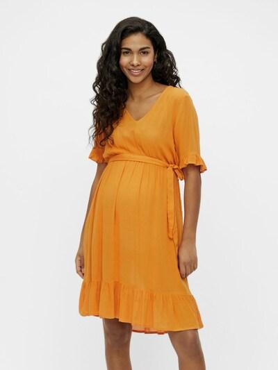 MAMALICIOUS Kleid in senf, Modelansicht
