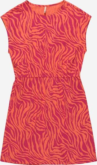 KIDS ONLY Kleid 'Sarah' in koralle / fuchsia, Produktansicht