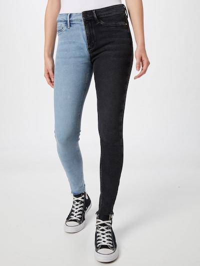 River Island Jeans 'MOLLY GOSSIP' in kobaltblau / blue denim, Modelansicht