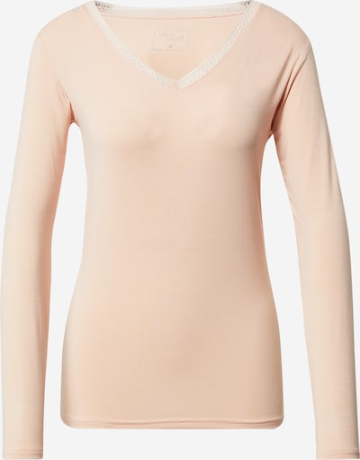 ETAM Pajama shirt 'WARM ME UP' in Pastel pink, Item view