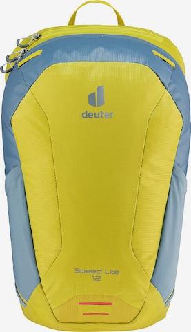 DEUTER Rucksack in Gelb