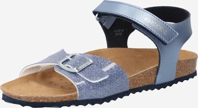 GEOX Sandalen 'ADRIEL' in de kleur Lichtblauw, Productweergave