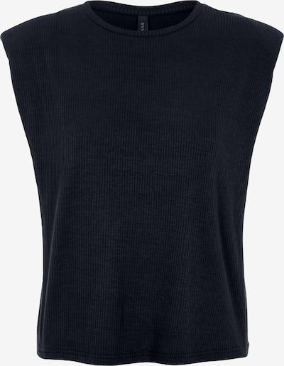 Y.A.S Tall Τοπ 'Elle' σε μαύρο, Άποψη προϊόντος