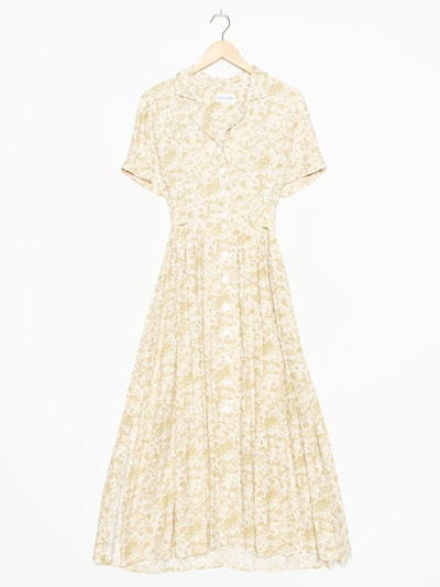 la rochelle Kleid in M in beige, Produktansicht