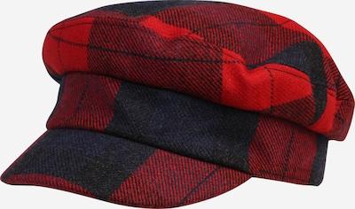 TOMMY HILFIGER Mütze in dunkelblau / rot, Produktansicht