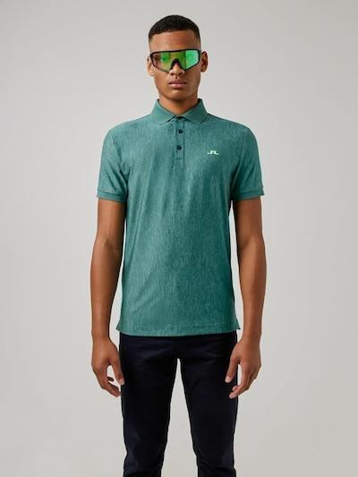 J.Lindeberg Shirt 'Towa' in de kleur Groen, Productweergave