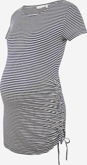 Tricou JoJo Maman Bébé pe albastru închis / alb, Vizualizare produs
