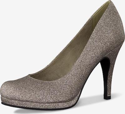 TAMARIS Escarpins en gris argenté / gris foncé, Vue avec produit