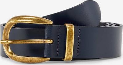 TOM TAILOR Riem in de kleur Blauw / Goud, Productweergave
